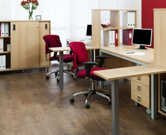 Improve office storage to banish clutter