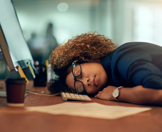 Is sleeping on the job a valid idea?